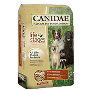 Canidae All Life Stage Formula Chicken Turkey Lamb and Fish Meals
